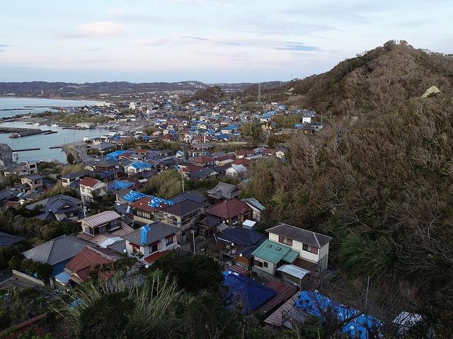 2019年台風15号による屋根被害の状況